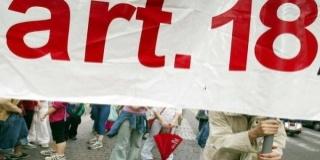 """IL """"REFERENDUM"""" SULL'ART. 18 DELLO STATUTO DEI LAVORATORI BOCCIATO DALLA CORTE COSTITUZIONALE:  NON E' UN ERRORE, E' LA LESIONE DELLA  DEMOCRAZIA"""